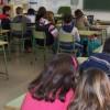 Alumnado del colegio Abdera de Adra.